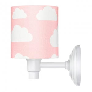Kinkiet CHMURKI PINK Lamps & Co