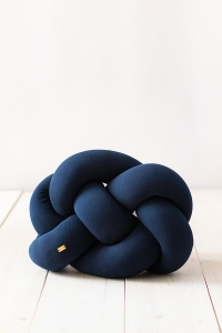 FAT SupełPillow granat (navy blue)
