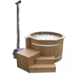 Jacuzzi Natural Wood 2