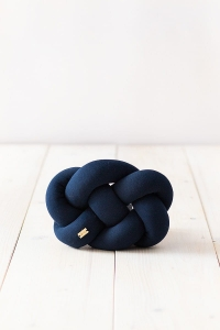 MINI SupełPillow granat (navy blue)