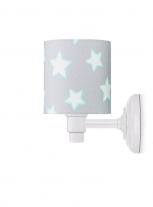 Kinkiet GREY STARS Lamps & Co, szary