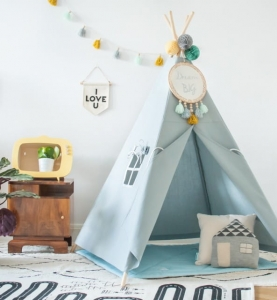 Namiot Tipi CLASSIC GREY Lamps & Co., szary